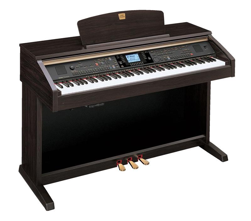 Digitalpianos for Yamaha clavinova clp 110